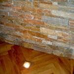 ...Stonepanel, auch im Innenbereich sehr schön einsetzbar...